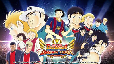 """KLab Inc., a leader in online mobile games, announced that the brand new story by the original author of """"Captain Tsubasa"""" Yoichi Takahashi titled """"NEXT DREAM"""" will appear in its head-to-head football simulation game Captain Tsubasa: Dream Team starting Friday, September 24, 2021. Various campaigns will be held both in and out of the game starting today in celebration. Also, a special preview video of """"NEXT DREAM"""" will be available on the official Captain Tsubasa: Dream Team YouTube channel."""
