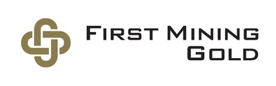 First Mining Gold Logo (CNW Group/First Mining Gold Corp.)