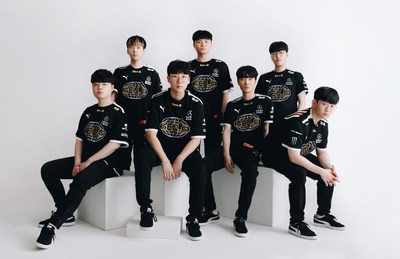 GEN.G AND PUMA REVEAL LEAGUE OF LEGENDS 2021 WORLD CHAMPIONSHIP LIMITED EDITION JERSEY