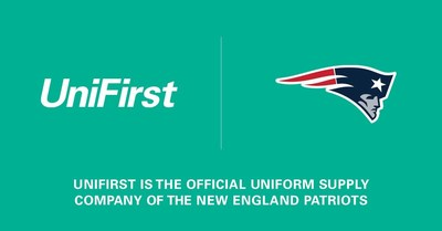 UniFirst is proud to be the Official Uniform Supply Company of the New England Patriots.