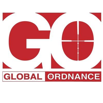 Global Ordnance Logo (PRNewsfoto/Global Ordnance LLC)