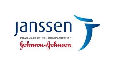 Janssen Pharmaceutical Companies of Johnson & Johnson logo (PRNewsfoto/Janssen Pharmaceutical Companie)