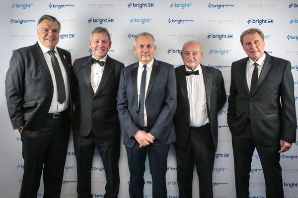 Sam Allardyce, Bryan Robson, Peter Done, Ian Foulkes and Harry Redknapp