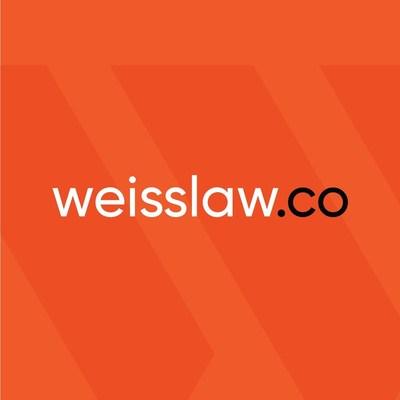 (PRNewsfoto/WeissLaw LLP)
