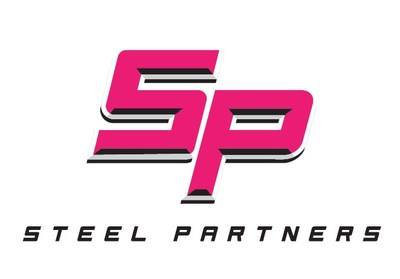 Steel Partners Logo (PRNewsfoto/Steel Partners)