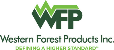 Western Forest Products Inc. Logo (CNW Group/Western Forest Products Inc.)