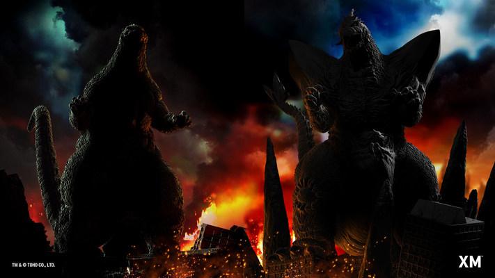 XM Studios Unveil New Godzilla Collectibles at New York Comic Con, October 7-10